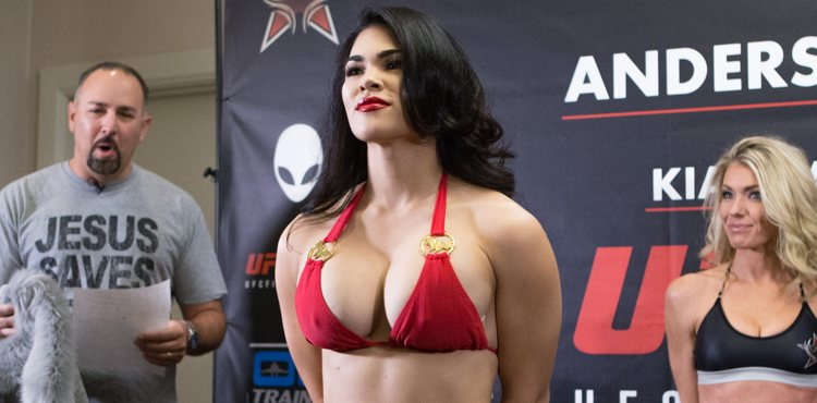 Rachael Ostovich Tits