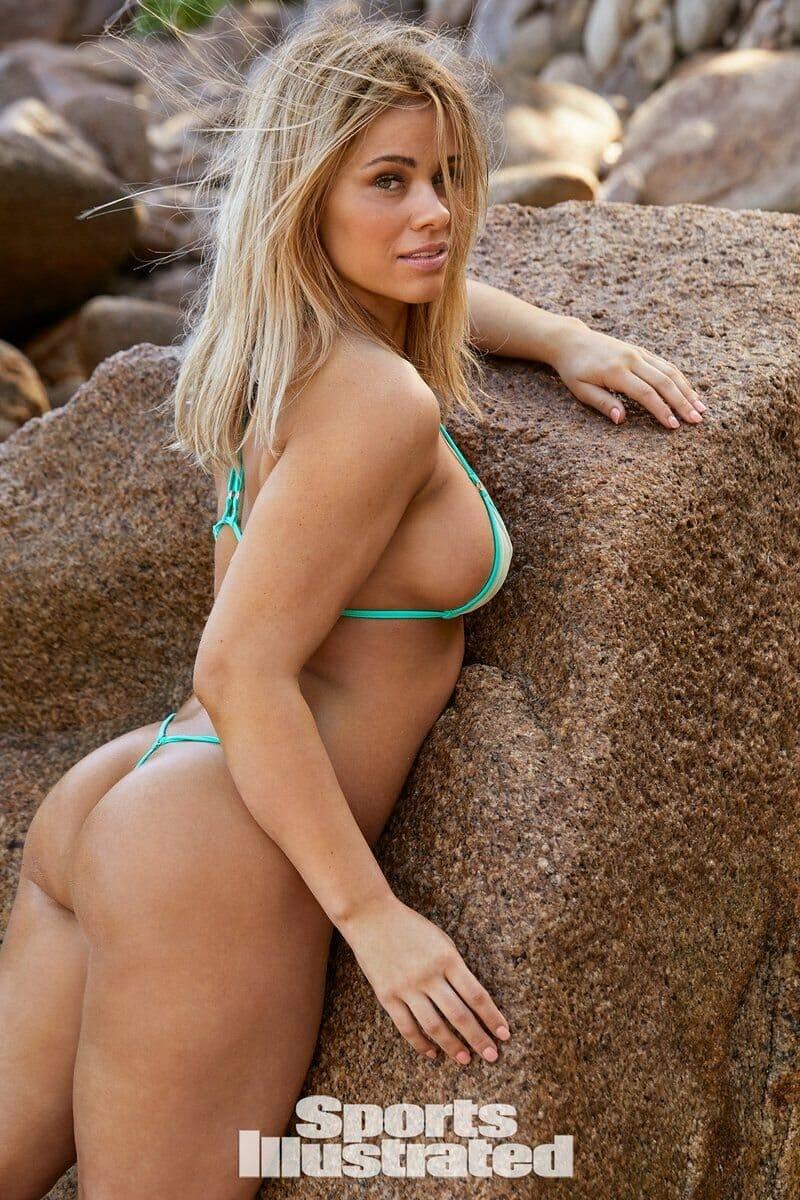 Paige VanZant Nude Shoot