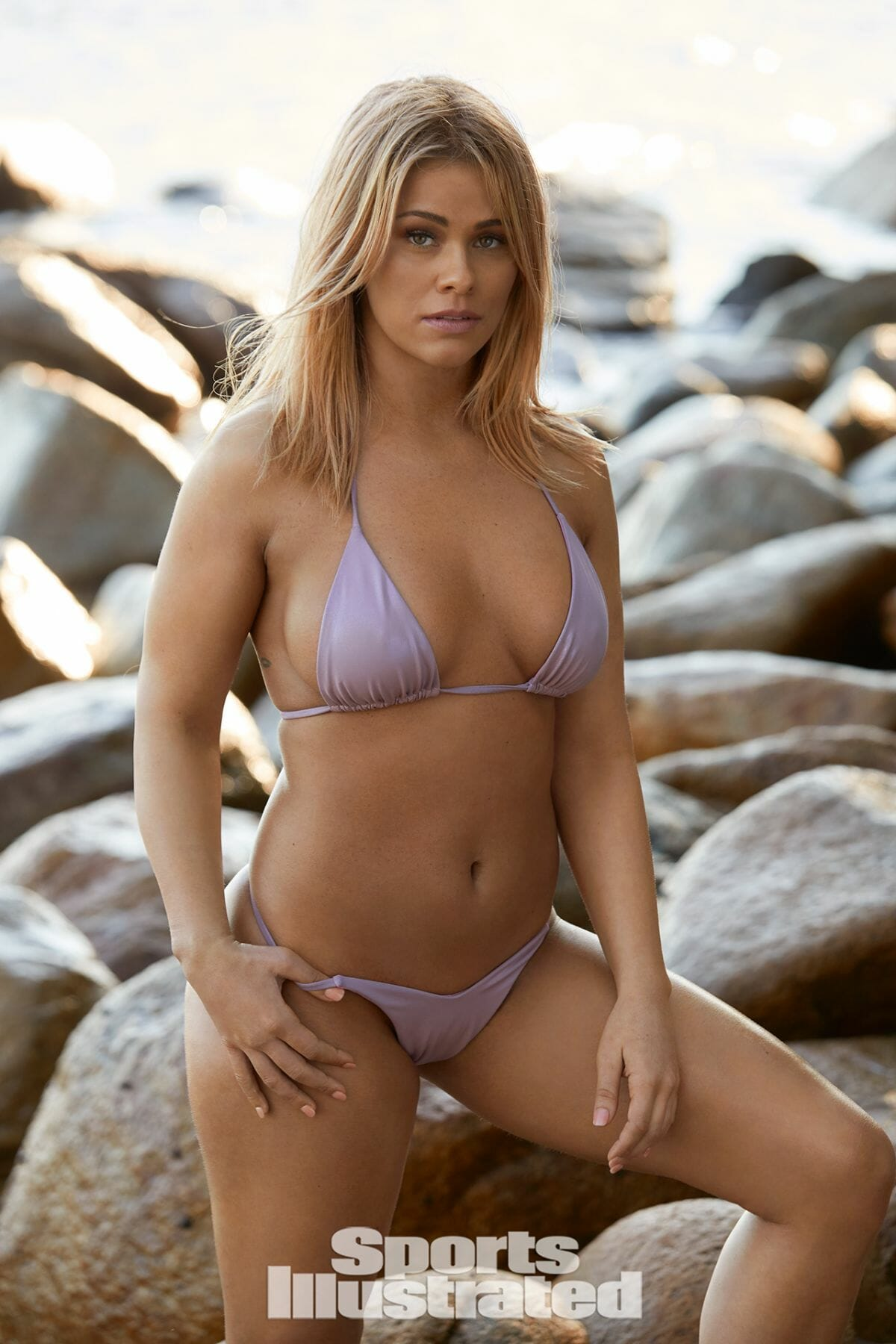 Paige VanZant Sports Illustrated