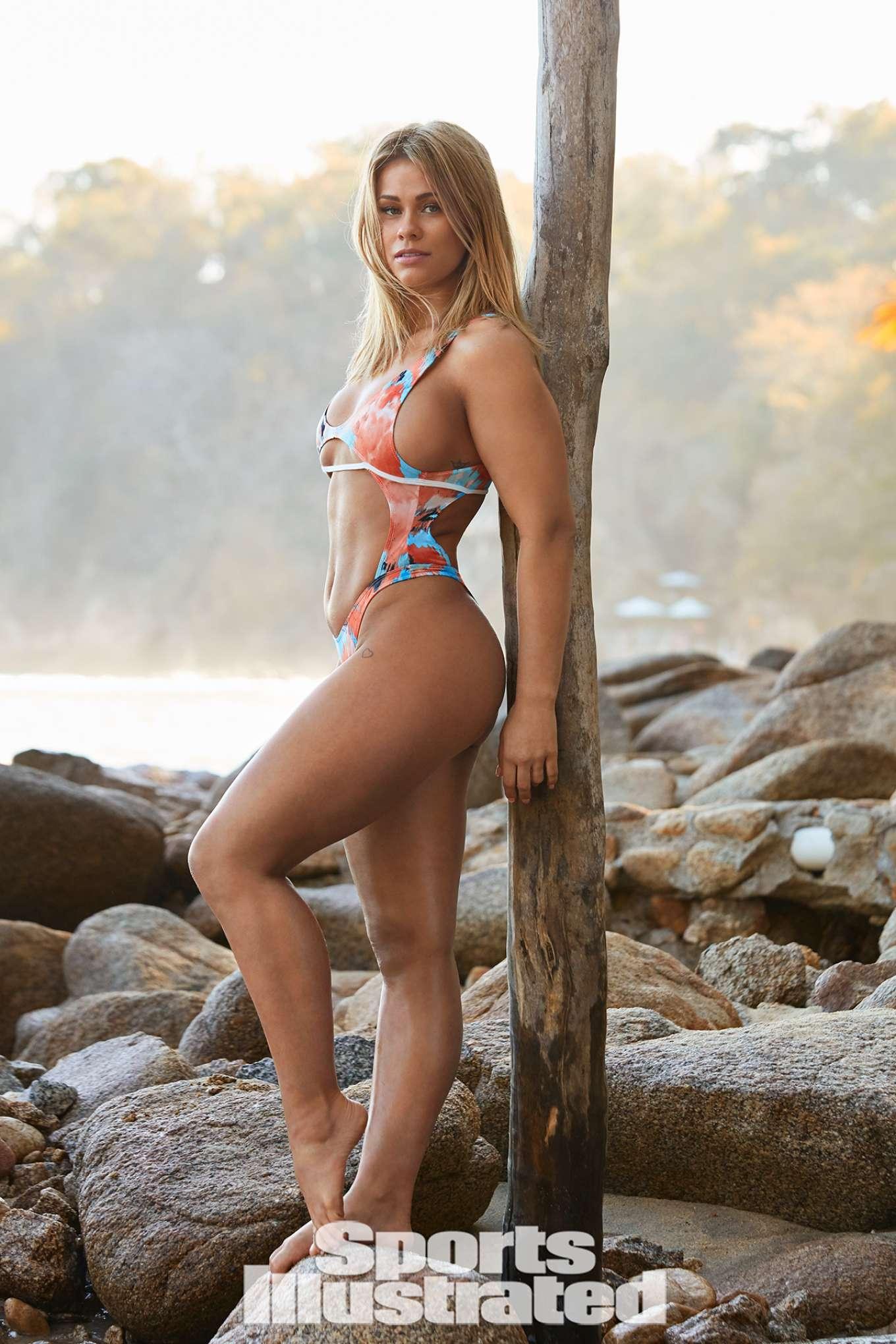 Paige VanZant Bikini Hot