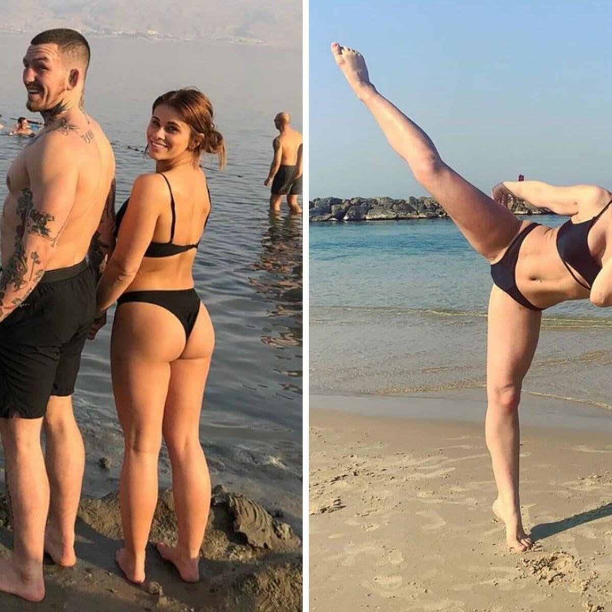 Paige VanZant Ass