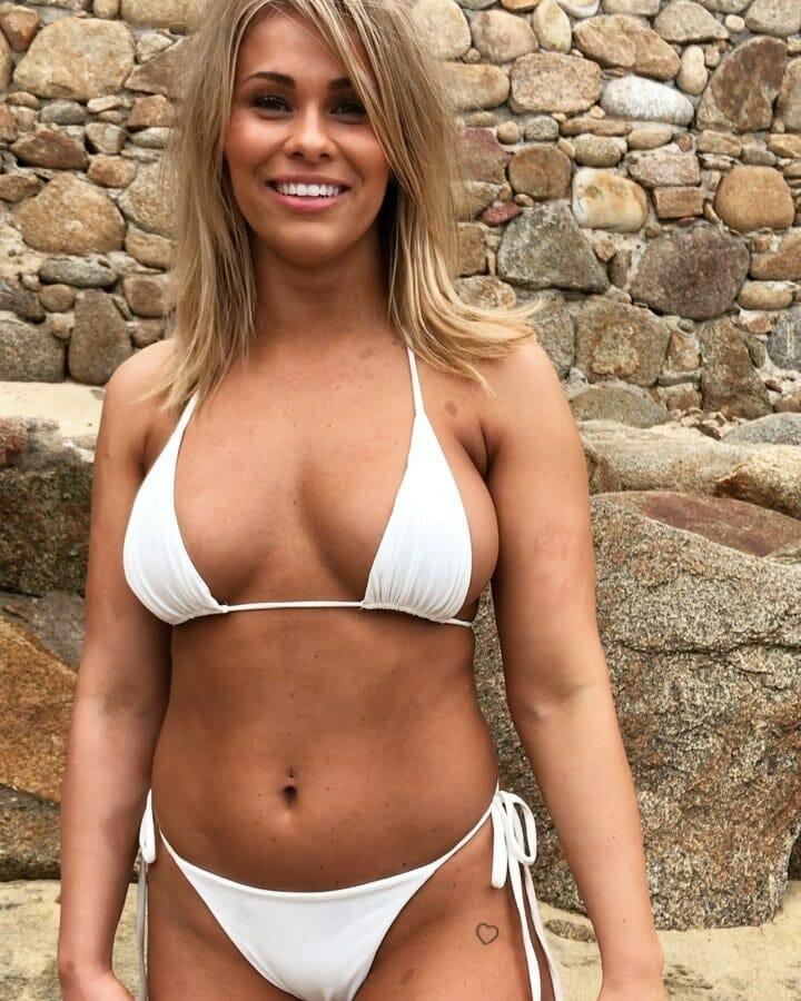 Paige VanZant Tits
