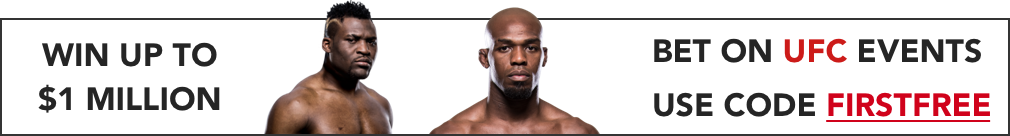Bet on UFC Events